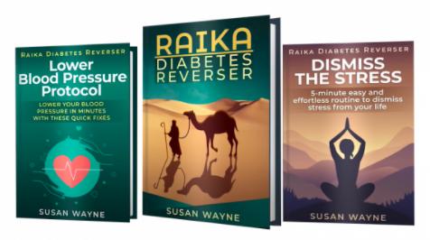 Raika Type 2 Diabetes Reverser Program