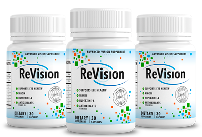 ReVision Review - Perfect Supplement for Eye Vision!