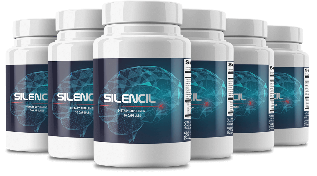 Silencil Capsules Offer