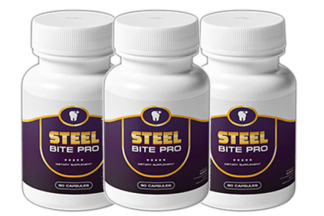 Steel Bite Pro Review - An Effective Tooth Health Support Pills