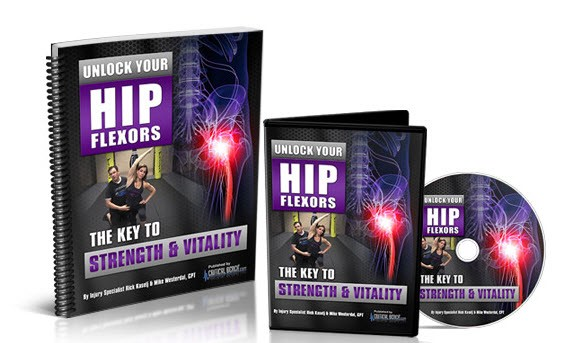 Unlock Your Hip Flexors 2.0 Program