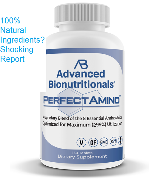 Advanced Bionutritionals' PerfectAmino Supplement Review