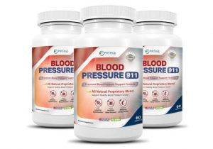 Blood Pressure 911 Pills Review - new