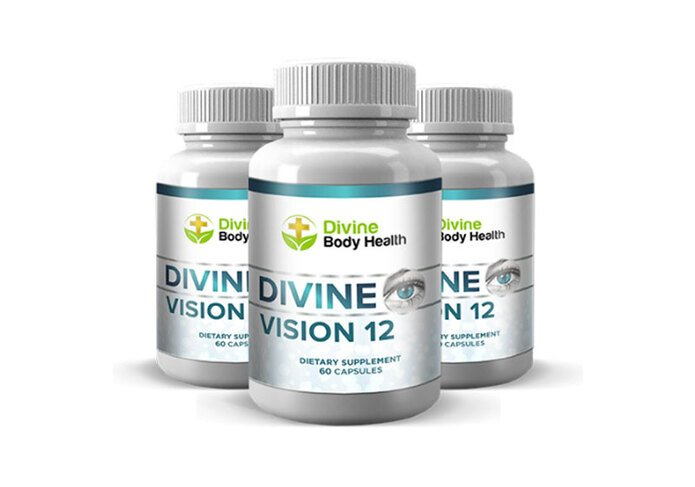 Divine Vision 12 Ingredients