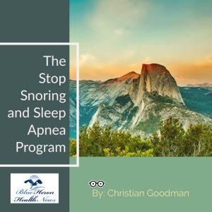 The Stop Snoring and Sleep Apnea Program Review - Latest Update
