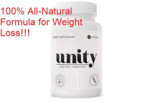 Unity Weight Loss Supplement Review - Good to Take?
