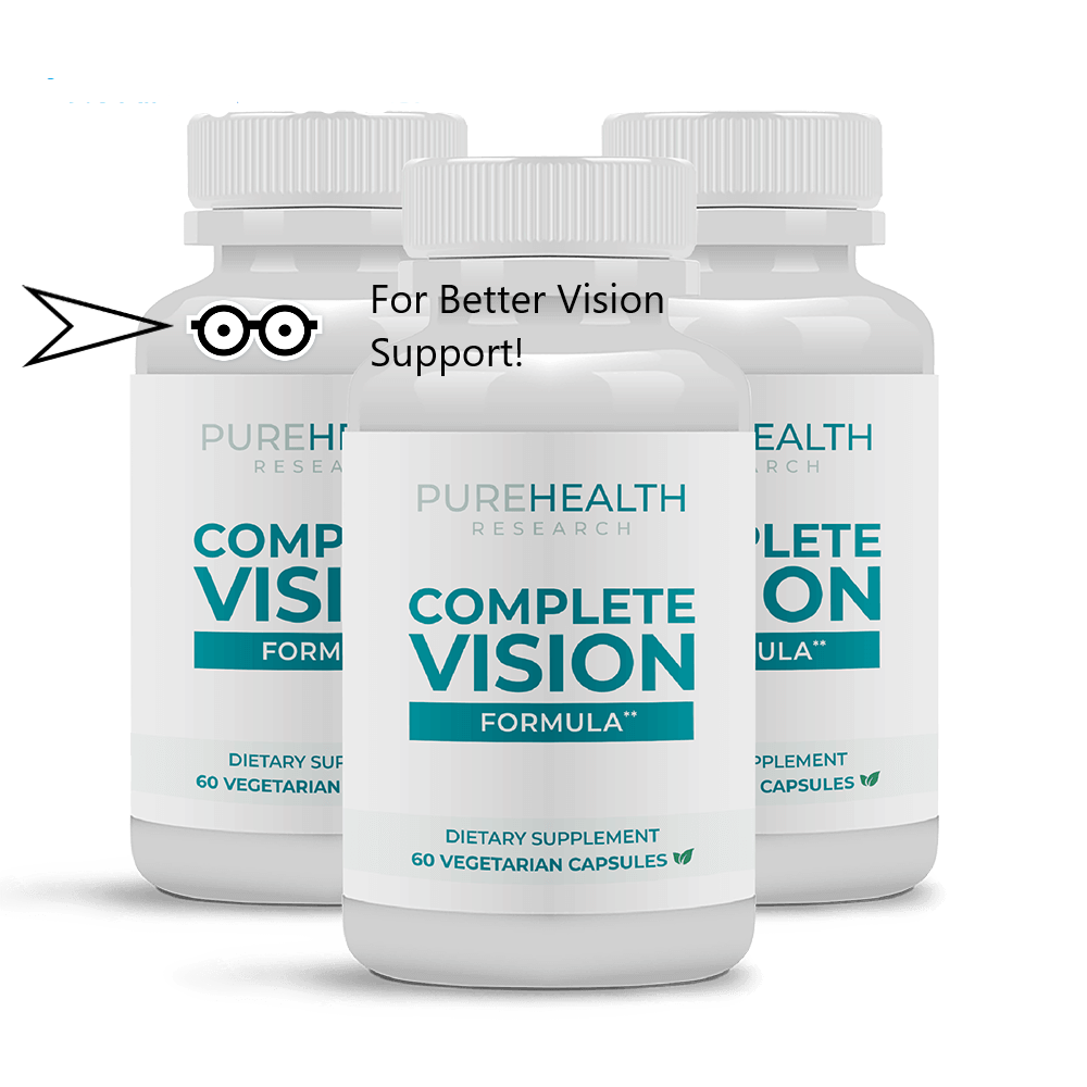 Complete Vision Formula Review - Is it 100% Safe?