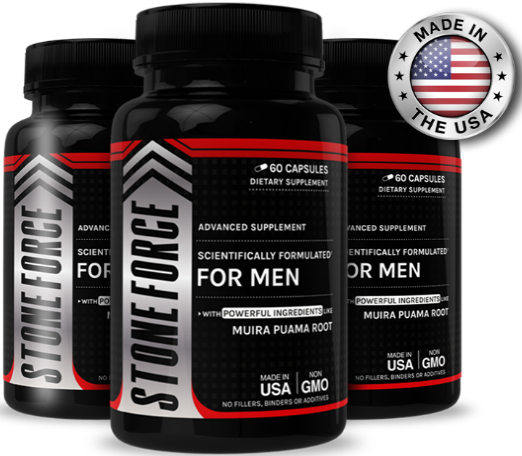 Stone Force Supplement Reviews: Is it Worth it? My Opinion