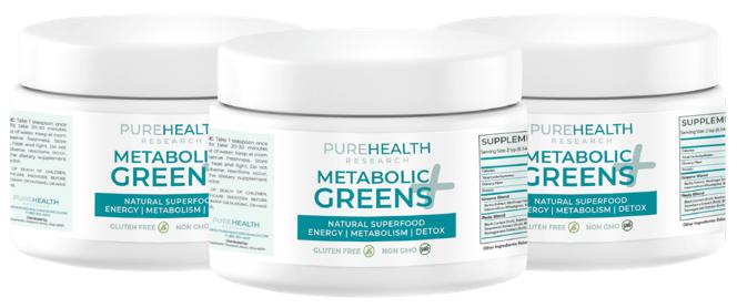Metabolic Greens Plus Reviews
