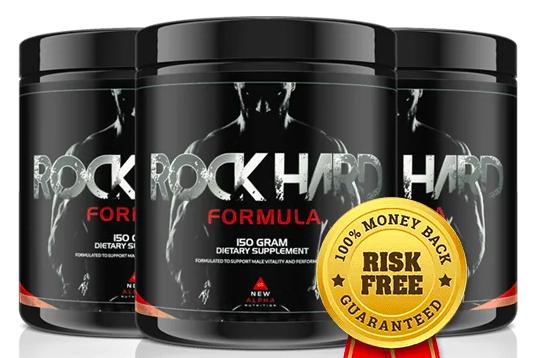 Rock Hard Formula Supplement Reviews