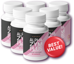 Alphazym Plus Pills Offer