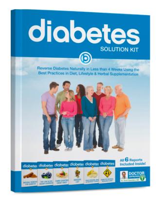 Diabetes Solution Kit Reviews