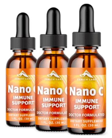 Nano C Immune Support Reviews