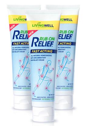 Rub on Relief Cream Reviews