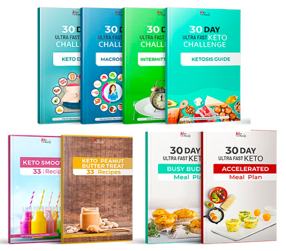 30-Day Ultra Fast Keto Challenge Review