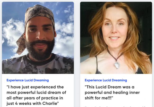 Experience Lucid Dreaming Review