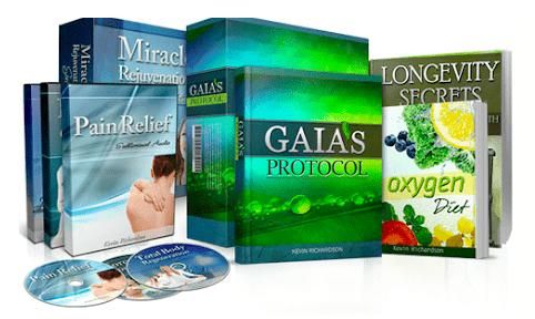 Gaia's Protocol PDF Free Download