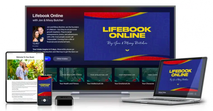Lifebook Online Program Reviews