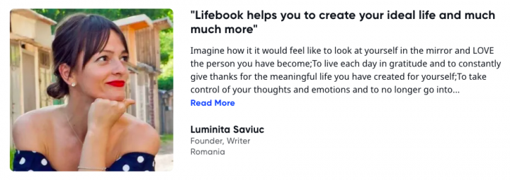 Lifebook Online Review