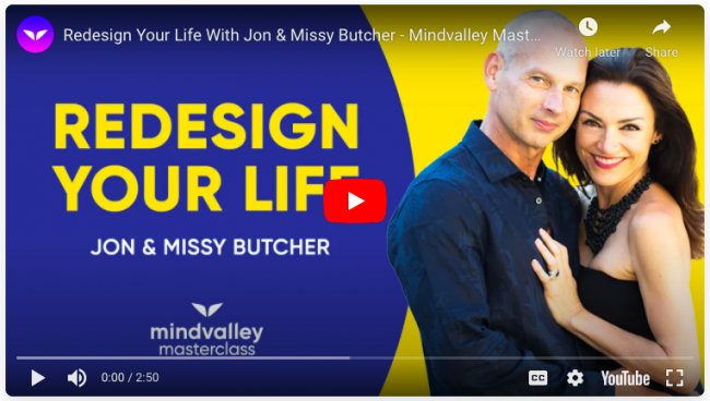 Redesign Your Life Review