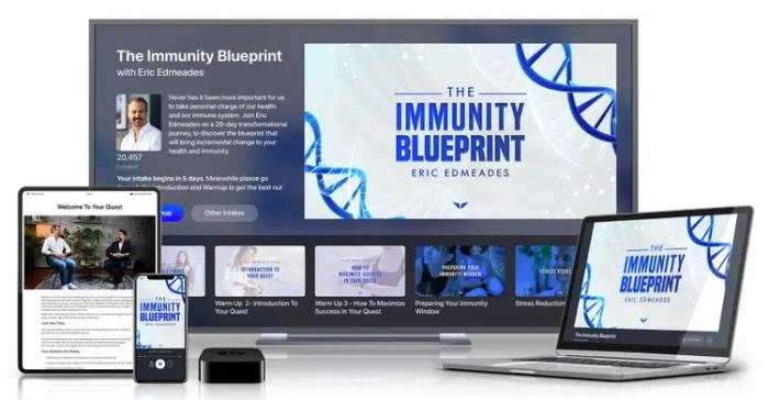 The Immunity Blueprint Program
