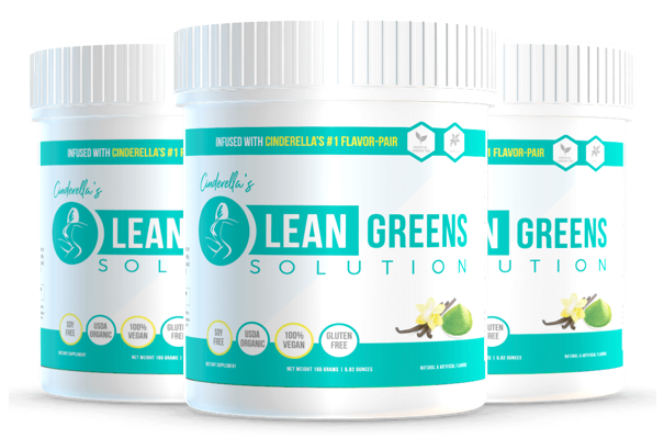 Cinderella Lean Greens Solution Review