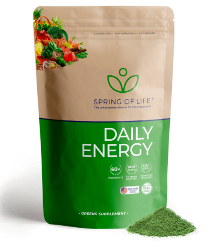 Spring Of Life Daily Energy Review