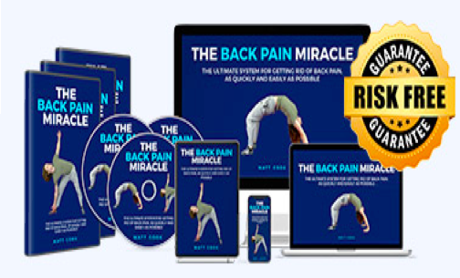 The Back Pain Miracle Program Reviews