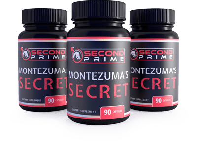 Montezuma's Secret Pills Ingredients