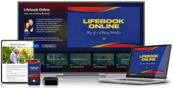Mindvalley Lifebook Online
