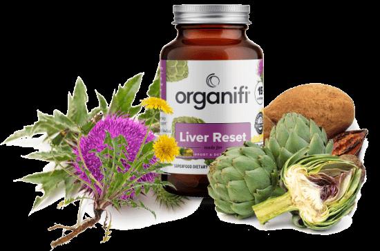 Organifi Liver Reset Supplement
