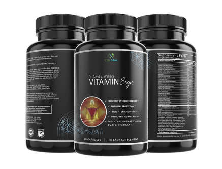 Vitamin Sign Immune System Support