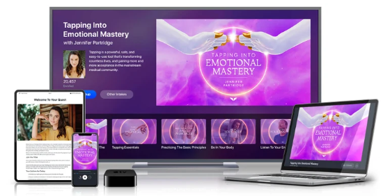 Tapping Into Emotional Mastery Reviews